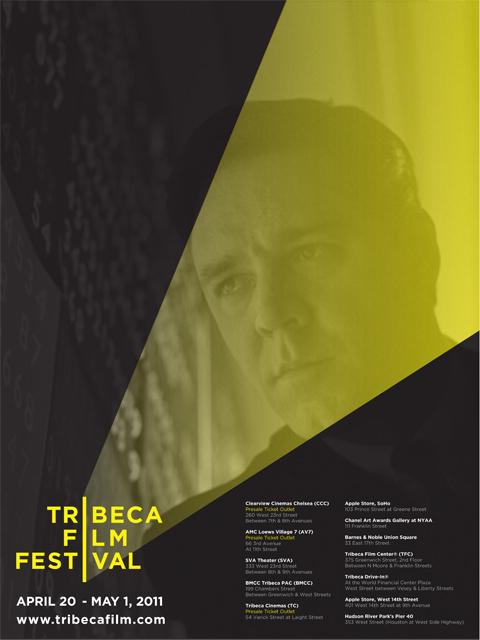 Inspiration Tribeca Film Festival Posters